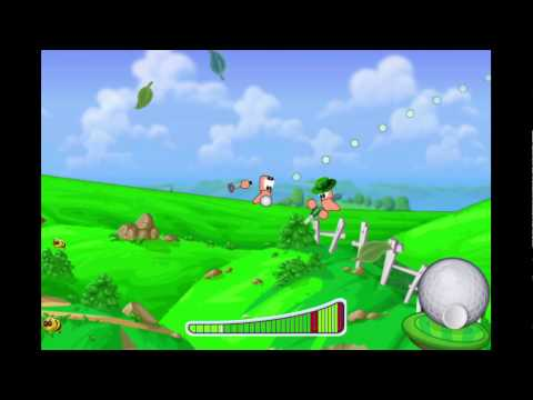 worms crazy golf iphone