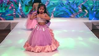 Cuddle Bug At IKFW HYDERABAD - India Kids Fashion Week Season 6