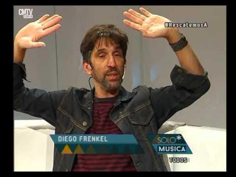 Diego Frenkel video Entrevista CM  - Mayo 2015