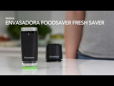 Envasadora al vacío inalámbrica y portátil FoodSaver VS1192X