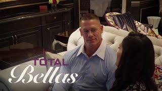 John Cena Admits to Leading Nikki Bella On to What?!   Total Bellas   E!