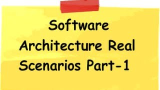 1: Software architecture with real time scenario - Solution for Customer and logger class
