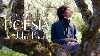 La Magia De La Poesía De John Keats.