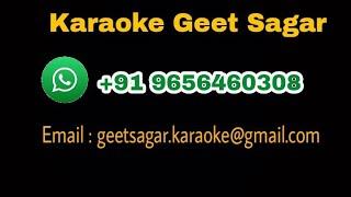 Tum Dil Mein Aise Bas Gaye Karaoke With Lyrics   Christian Devotional Song   Amit Kamble