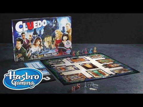 Рекламный ролик игры Cluedo