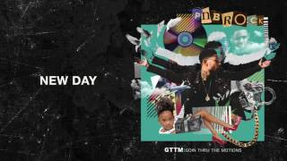 New Day (Audio) - PnB Rock (Video)