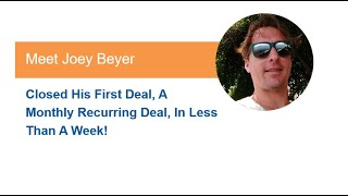 NEW SUCCESS STORY! Joey Beyer | MOJO GLOBAL REVIEWS