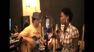 Keziah Jones Million Miles From Home - cover