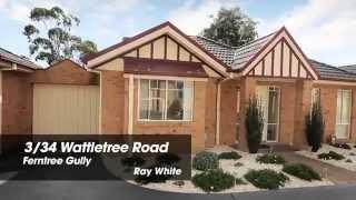 3/34 Wattletree Road, Ferntree Gully