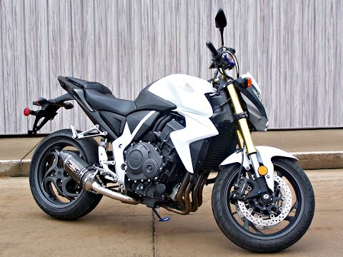 2013 Honda CB1000R in Erie, Pennsylvania - Video 1