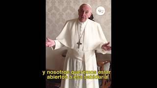 Missatge del Papa Francesc als joves per Nadal
