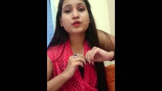Teri diwani....... Female version/yo yo honey singh/deepika