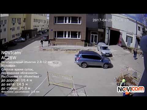NOVIcam AC28W 2.8-12 мм День
