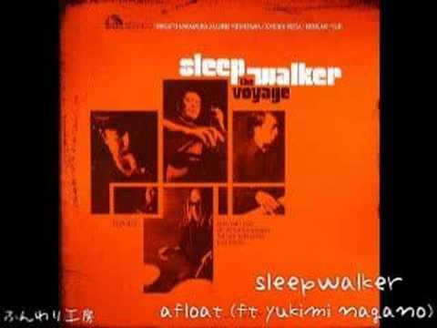 sleepwalker afloat (ft yukimi nagano) online metal music video by SLEEP WALKER