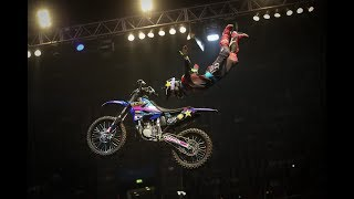 Luc Ackermann Fanpage wins NIGHT of the JUMPs Hamburg Here are the