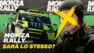 MONZA RALLY SHOW SENZA VALENTINO ROSSI... SARÀ LO STESSO?