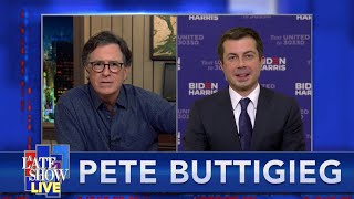 """He's Pretty Comfortable Telling A Total Lie"" - Mayor Pete Buttigieg On Pence's Debate Performance thumbnail"