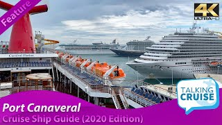 Port Canaveral Cruise Ship Guide (2020 Edition)