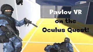 pavlov vr review - TH-Clip