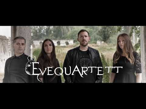 Evequartett Quartetto d'archi rock Verona Musiqua