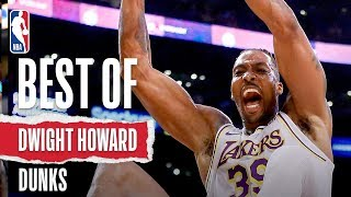 Best of Dwight Howard Dunks | 2019-20 NBA Season
