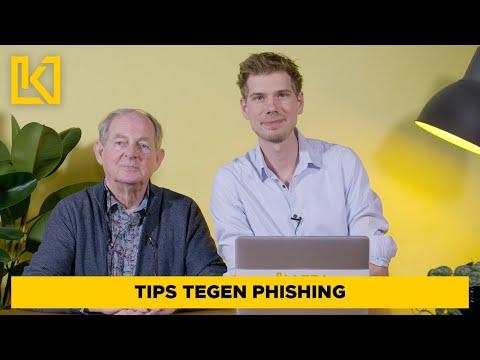 Technisch Leven tip 3 - Phishing