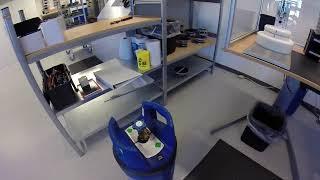 DALI Epicon SMC Robot na fábrica DK