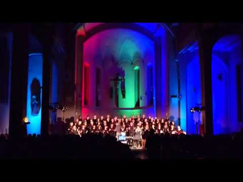 Junger Chor in St. Marien, Februar