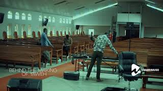 Behind the scenes - Yahweh by Asante Acappella