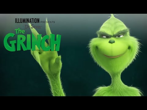 The Grinch - In Theaters November 9 (