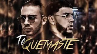 Te Quemaste - Anuel AA, Manuel Turizo