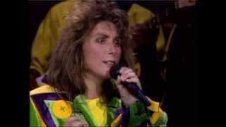 """Laura Branigan Never in a Million Years """"Live"""""""