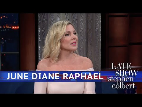 June Diane Raphael Describes The Horror Of Flying With A Baby