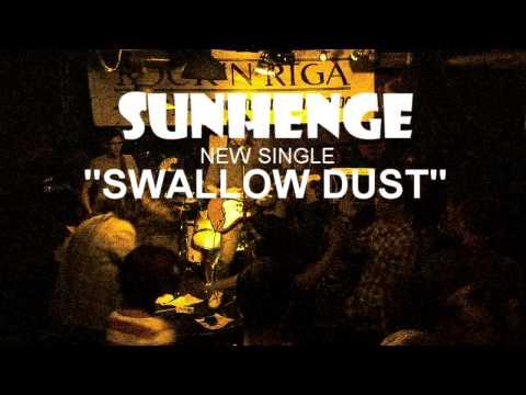 """SUNHENGE - """"Swallow Dust"""" teaser / release 01.12.2011"""