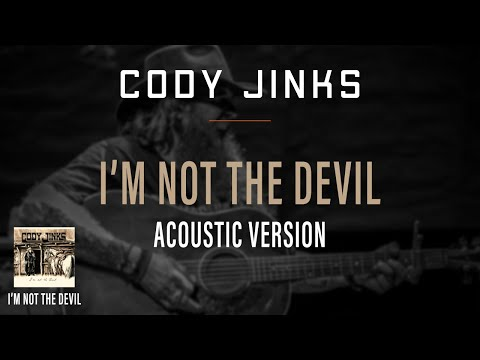 Cody Jinks - I'm Not The Devil (Acoustic) Mp3