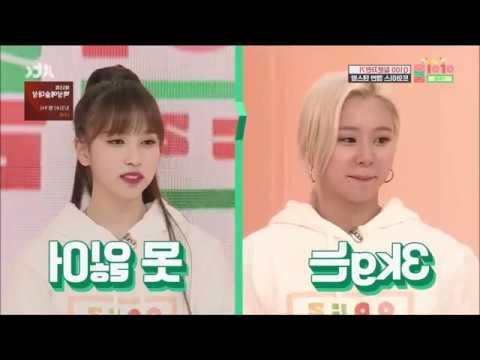 """Twice dance relay - """"ohh ahh 하게 & Dance the night away"""" Idol Room Ep. 047"""