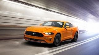 Inside the 2018 Ford Mustang