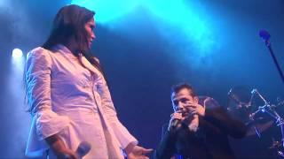 Tarja feat. Hannibal - Phantom Of The Opera (Live Eindhoven 2012)