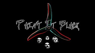 BLACKBIRD FPV PROPS | THE REVOLUTION OF JUICE !! SOUND ON !! PAINT IT BLACK | FPV FREESTYLE DRONE