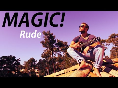 Download MAGIC! - RUDE   Official Music Video [AKOUF'N FEAT MATHIEU FORGET] Mp4 HD Video and MP3