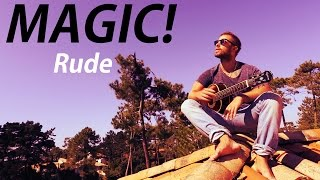 MAGIC! - RUDE | Official Music Video [AKOUF'N FEAT MATHIEU FORGET]