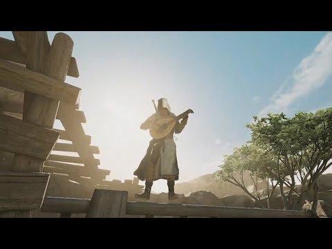 Mordhau music therapy to calm players down