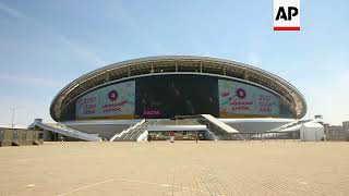 Kazan ready to host five games at the 2018 FIFA World Cup