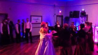 Lisa and Vinny's bridal party danceoff 11/3/12