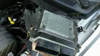 How to Program Engine Computer ECU Dodge Charger Dodge