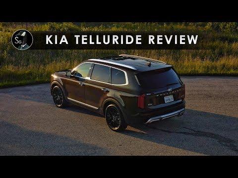 External Review Video nz12MYBgPrI for Kia Telluride Crossover