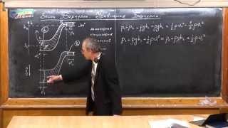 Урок 133. Закон Бернулли. Уравнение Бернулли