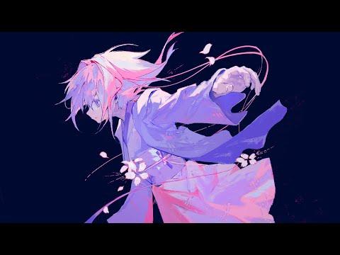夜桜リサーチ/巡音ルカ