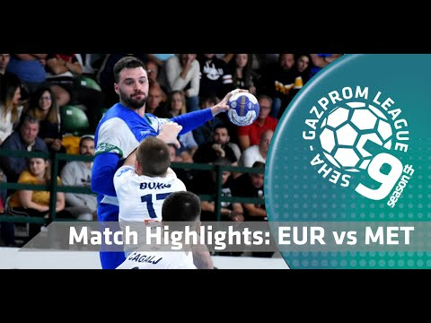 Match Highlights: Eurofarm Rabotnik vs Metaloplastika