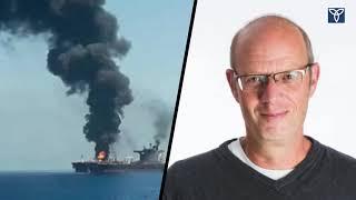 תקיפת הספינה הישראלית: איראן לא מסתתרת